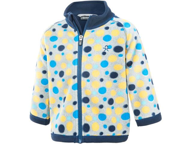 Color Kids Tugo Mini 2 Face Fleece Veste Enfant, estate blue